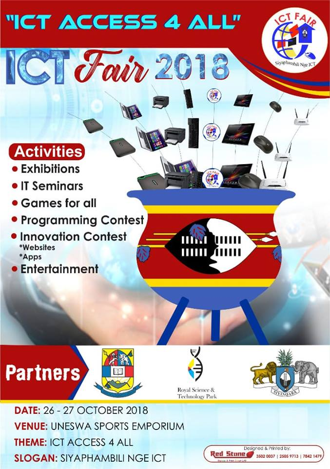 ICT Fair 2018 AD